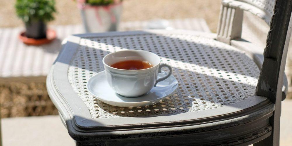 A Cup Of Assam Tea