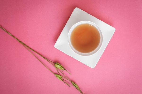 a cup of premium Ceylon tea