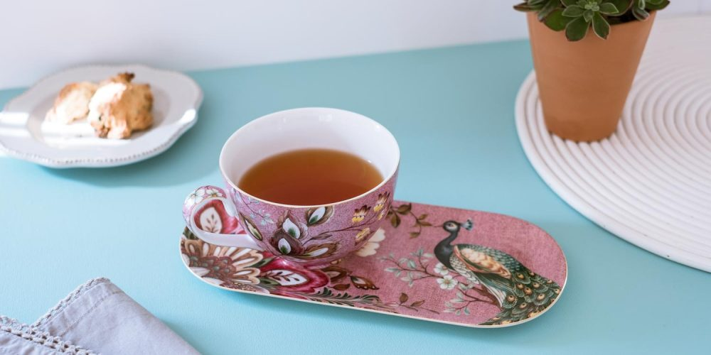 A Cup Of Hot Indian Black Tea