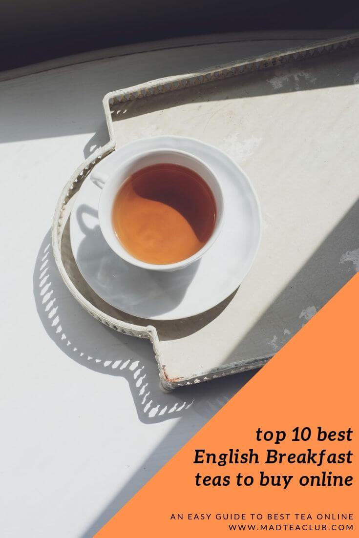 10 best English Breakfast teas to buy online pinterest design