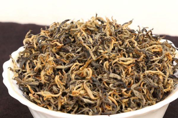 Loose Leaf Golden Monkey Tea