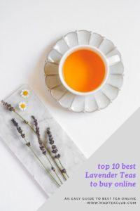 Lavender tea pinterest design