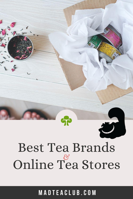 Best Tea Brands Pinterest Design