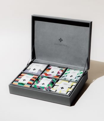 Assorted Teabag Sachet 6-Section Gift Box