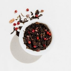 Dark Chocolate Peppermint Tea