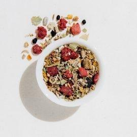 Feel Better Tea (Elderberry, Echinacea + Cinnamon Tea)