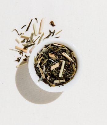 Fresh Greens Tea