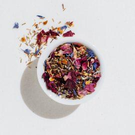 Lemon Meringue Tea
