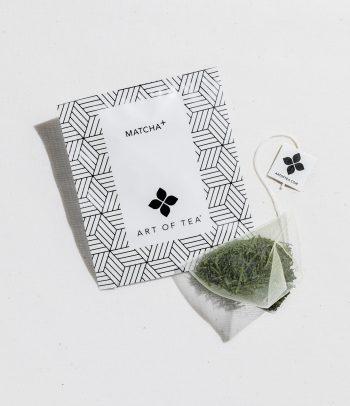 Matcha+ Tea Eco Teabag Sachets