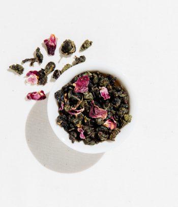 Oolong Rose Tea