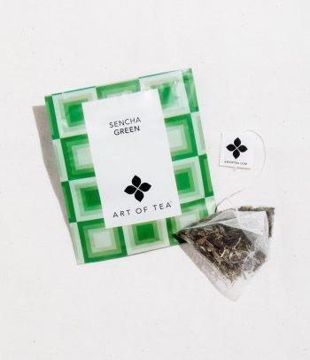 Sencha Green Tea Eco