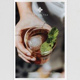 Signature Tea Cocktail Book
