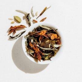 White Winter Chai Tea