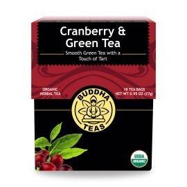 Cranberry and Green Tea