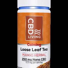 CBD Living Loose Leaf Tea