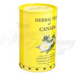 Egyptian Chamomile Teabag Tin