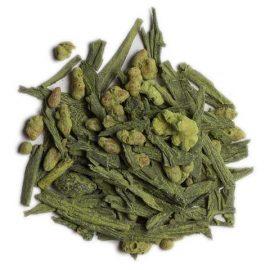 Genmaicha Extra Green with Matcha