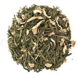 Ginger Sencha Green