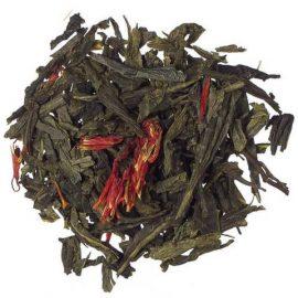 Hermes Orange Green Tea