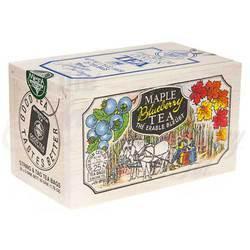 Maple Blueberry Tea