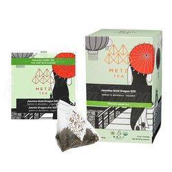 Organic Jasmine Gold Dragon Green Tea