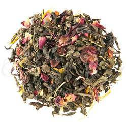 ROSE CHATEAU (Green and Oolong)