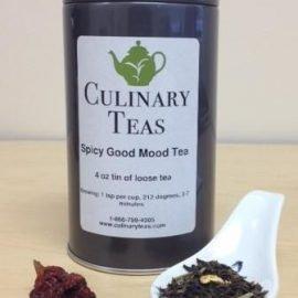 Spicy Good Mood Tea