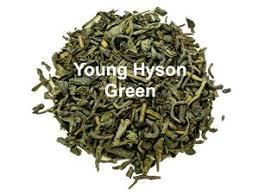 Young Hyson Green (Lucky Dragon Tea)
