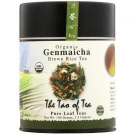 Organic Genmaicha, Brown Rice Tea