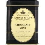 Black Tea, Chocolate Mint
