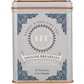 Harney & Sons, HT Tea Blend, English Breakfast, 20 Tea Sachets