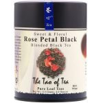 Sweet & Floral Blended Black Tea, Rose Petal Black