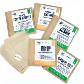 Just Try 5 Tea Sample Packs