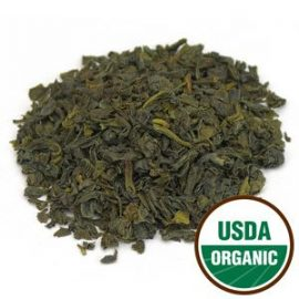 Earl Grey Green Tea Organic, Fair Trade
