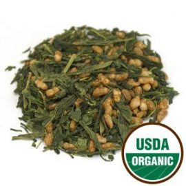 Genmaicha Tea Organic