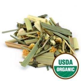Lemon Ginger Tea Organic