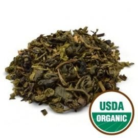 Moroccan Mint Green Tea Organic, Fair Trade