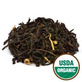 Peach Flavored Black Tea Organic