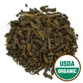 Pu'erh Yellow Tea Organic