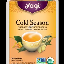 Yogi Cold Season Tea