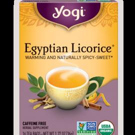 Yogi Egyptian Licorice Tea