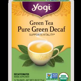 Yogi Green Tea Pure Green Decaf