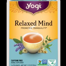 Yogi Relaxed Mind Tea
