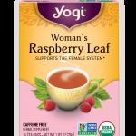 Yogi Woman's Raspberry Leaf Tea
