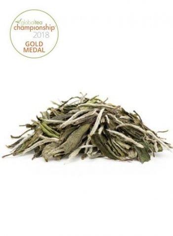 Award Winning Organic Premium White Peony (Bai MuDan) Tea