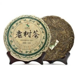 Fengqing Old Tree Raw Pu-erh Cake Tea 2013