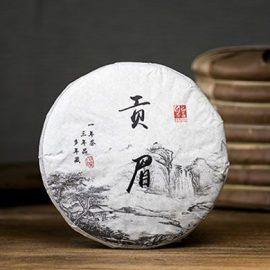 Fuding Gong Mei White Tea Cake 2017