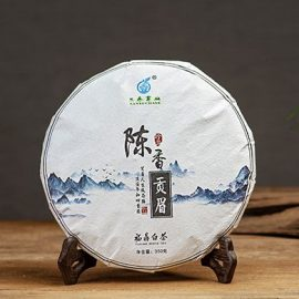 Fuding Gong Mei White Tea Cake 2018