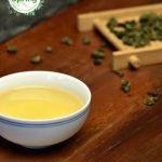 Organic Gunpowder Green Tea (Zhu Cha)