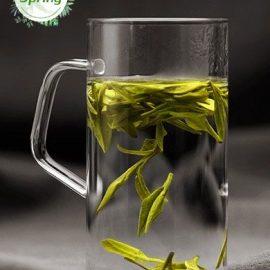 Organic Superfine Dragon Well Long Jing Green Tea